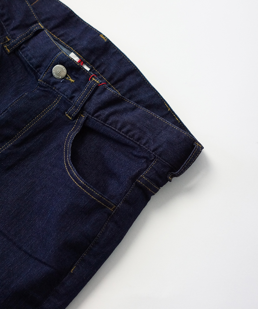 SUPER STRETCH DENIM - ONE WASH -